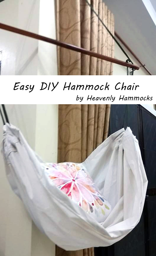 Delightful DIY Hammock Chair   Make Your Own