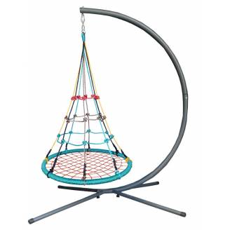 100cm Birds Nest Swing with Stand