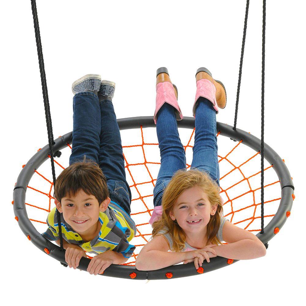 Web ring swinging