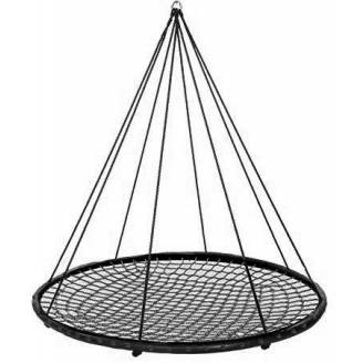 150cm Black Rope Nest Swing