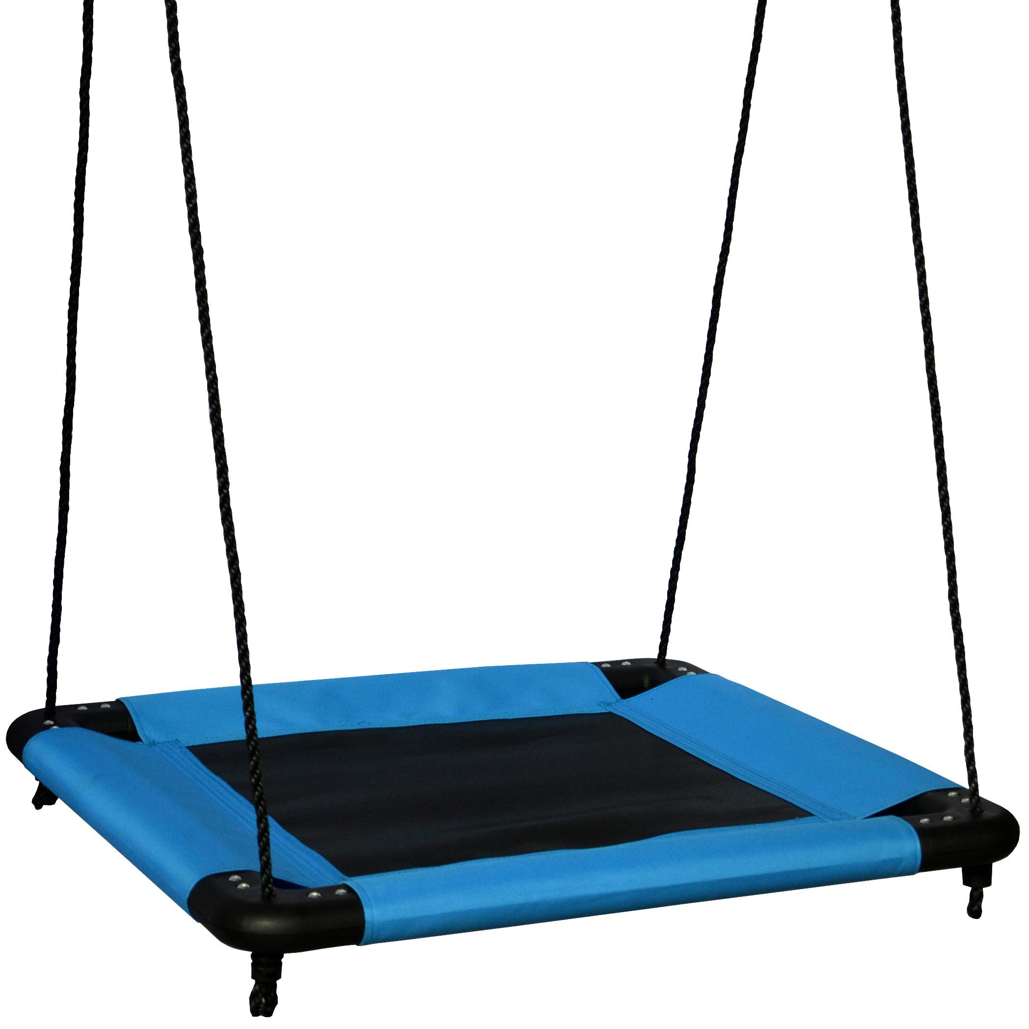 80cm Blue Square Nest Swing Heavenly Hammocks