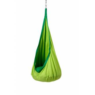 Green Kids Sensory Swing Pod Chair