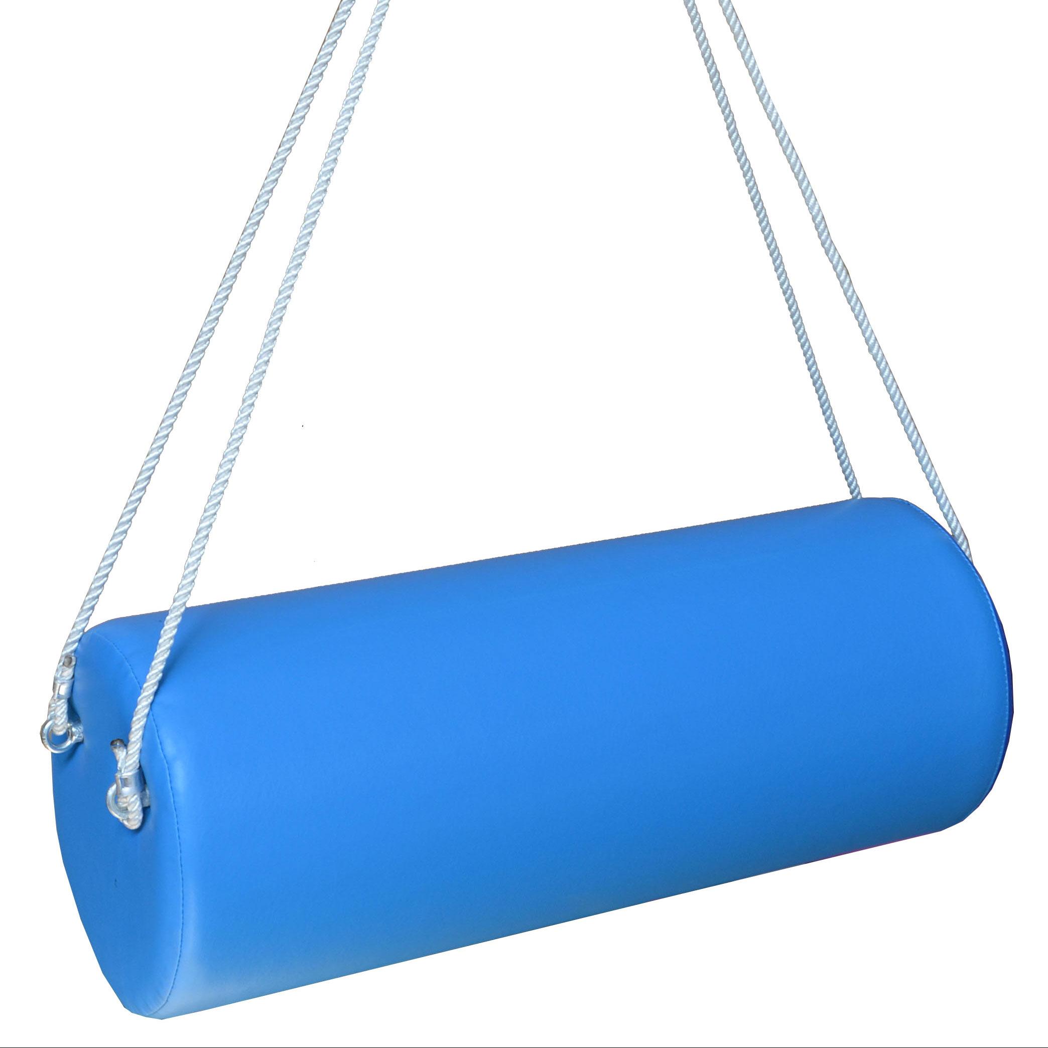 Blue Bolster Swing Heavenly Hammocks