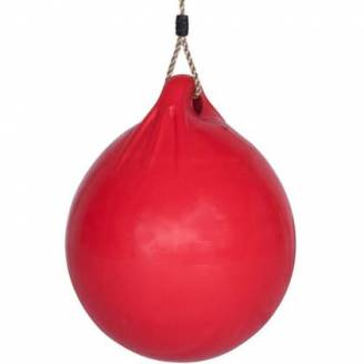 Heavy Duty Red Buey Ball Swing