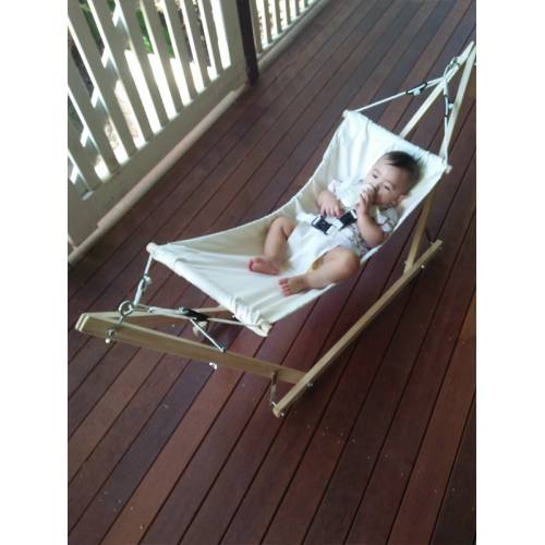 Baby Hammock with Baby