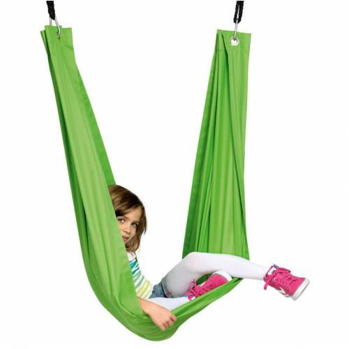 Green Waterproof Polyester Cloth Swing