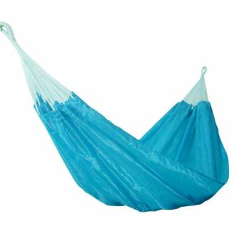 Medium Light Blue Parachute Hammock