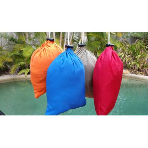 Mixed Colours Parachute Camping Hammocks