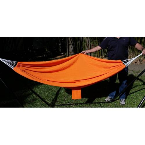 Orange Parachute Hammock