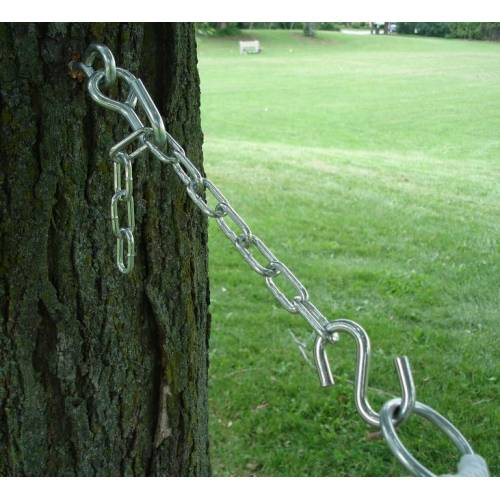 Zinc Plated Iron Hammock Chain