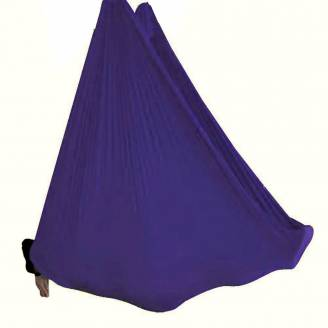 Large Blue Nylon Wrap Therapy Swing (450x250cm)