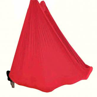 Large Red Nylon Wrap Therapy Swing (450x250cm)
