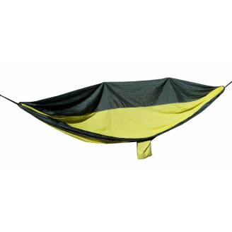 Large Yellow and Black Parachute Hammock